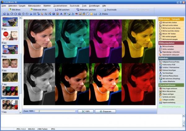 Fotobearbeitungsprogramm kostenlos deutsch
