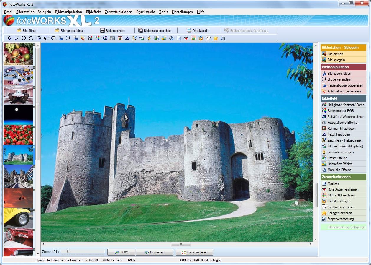 Fotobearbeitungsprogramm für Windows 10 kostenlos